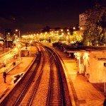 Bahnstation Santos