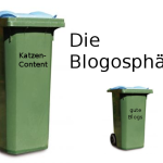 Leben in der Blogosphäre