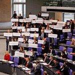 Querpresse: Gedenken im Bundestag